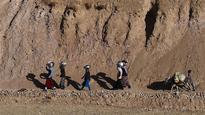 Gunmen kill 9 Shia miners in Afghanistan's Baghlan