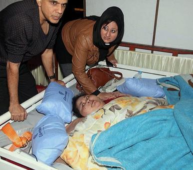 How doctors are trying to save Eman Ahmed