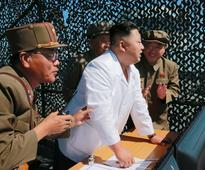 North Korea carries out a second failed missile launch