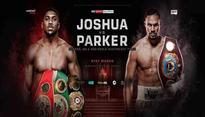 Joseph Parker plays 'mind games' with Anthony Joshua, vows total domination