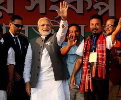 BJP, new ally NDPP near finishing mark in Nagaland