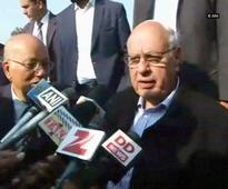 Why is government neutral on US decision on Jerusalem, asks Farooq