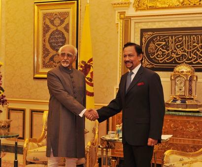 India, Brunei ink 3 agreements; endorse code of conduct on SCS