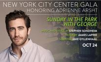 UPDATE: Tickets for SUNDAY IN THE PARK WITH GEORGE Starring Jake Gyllenhaal Now Sold Out