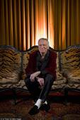 Hustler founder Larry Flynt wants to buy Hugh Hefner's Playboy Mansion