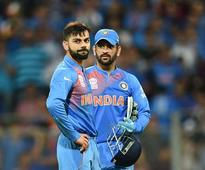 Dhoni will always be my captain: Kohli