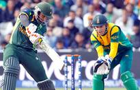 Champions Trophy LIVE: Proteas on top as Pak lose Nasir Jamshed