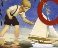 Emotion, history, art take central stage in children's books