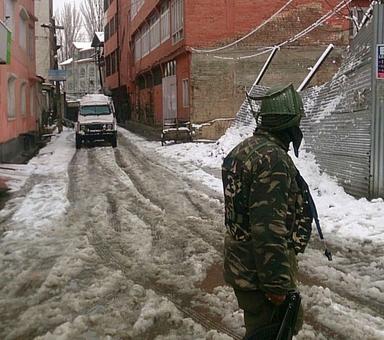 Jawan killed in gunbattle after CRPF foils terror attack on camp in J-K