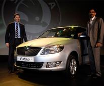 Skoda Fabia sales come crashing down