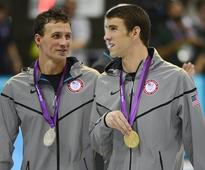 Ryan Lochte thinks Michael Phelps is coming back
