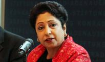 Relations with India on even status vital for regional peace: Maleeha ...