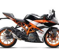 2017 KTM RC 390 Revealed; India Launch In Early 2017