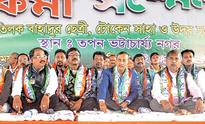 Trinamul unity cry to tackle Asok