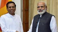 No deals to be signed during Narendra Modi's visit, says Sri Lanka's Maithripala Sirisena