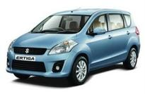 Maruti Suzuki Launches Sixth CNG Model  Ertiga Green