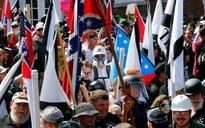 Emergency in US' Virginia: 1 killed, 19 injured during violent protest by white nationalists