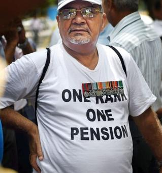 Good new for ex-servicemen: Centre releases new pensionary benefits