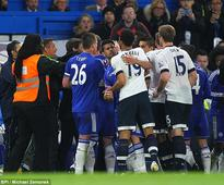 Tottenham's Eric Dier, Mousa Dembele and Kyle Walker should all have been dismissed in title-deciding draw with Chelsea