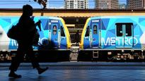 Major delays on South Morang and Hurstbridge train lines due to trespasser