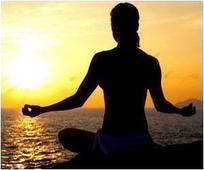 Yoga Session for Diplomats