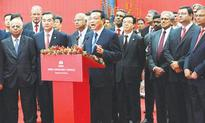 Chinese PM vows to open up markets to India