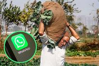 WhatsApp Is Changing the Way People in India Grow and Buy Food