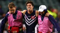 Injury woes continue at Fremantle