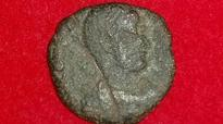 Archaeologists find ancient Roman coins near Japanese castle
