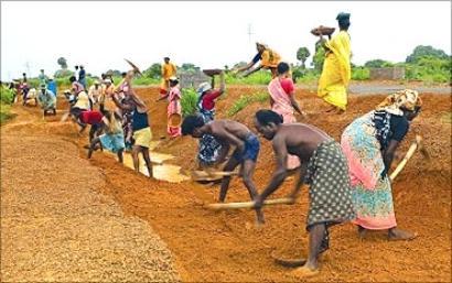 10 years on, Modi govt hails MGNREGA as 'national pride'