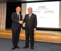 Suzuki Motor and Toyota Motor to explore business partnership
