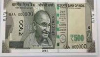 When ATM becomes lottery machine, dispenses 500 rupee notes instead of 100 rupee