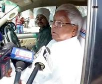 Lalu takes on BJP, RSS; urges all secular forces to join hands