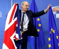 Europe presses Britain for quick exit to limit global fallout