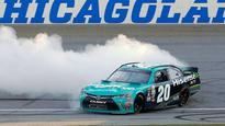 Top Chase seed Erik Jones wins NASCAR Xfinity race at Chicagoland; Chase field set