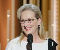 Streep declares everyone African