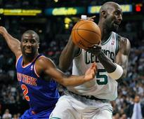 Celtics' Kevin Garnett may have ankle surgery