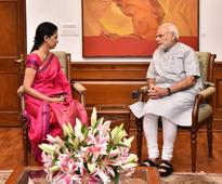Southern actress Gautami meets Prime Minister Narendra Modi; seeks his guidance for Life Again