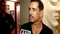 Dhingra report: 'Truth shall prevail', says Robert Vadra