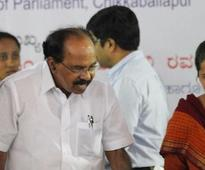 Karnataka polls: Cong is 'totally united' to fight against BJP, says Moily