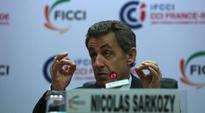 Sarkozy calls for French-German push to save Europe