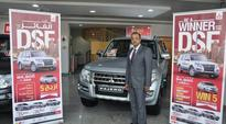 Al Habtoor Motors Offers a Chance to Win 2017 Mitsubishi Attrage Cars at DSF
