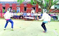 Inter-school fencing tournament held
