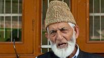 Hurriyat leader Geelani writes to Pak PM Sharif, opposes merger of Gilgit-Baltistan
