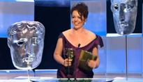 BAFTA TV Awards 2013: Olivia Colman Wins Big at the Event
