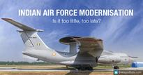 Modernisation of Indian Air Force: Too Little, Too Late?