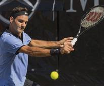 Halle Open: Roger Federer beats Yuichi Sugita in opening round to claim first win of grass-court season