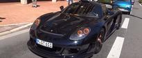 Ex-F1 Adrian Sutil's 661 HP Gemballa Porsche Carrera GT Goes All V10 in Monaco