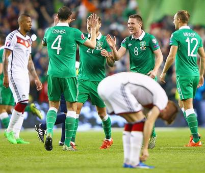 Euro 2016: Irish hopeful of memorable win against Italy