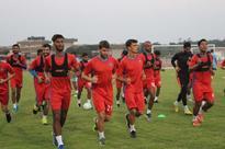 Impressive Gaurs take on wounded Mumbai City FC